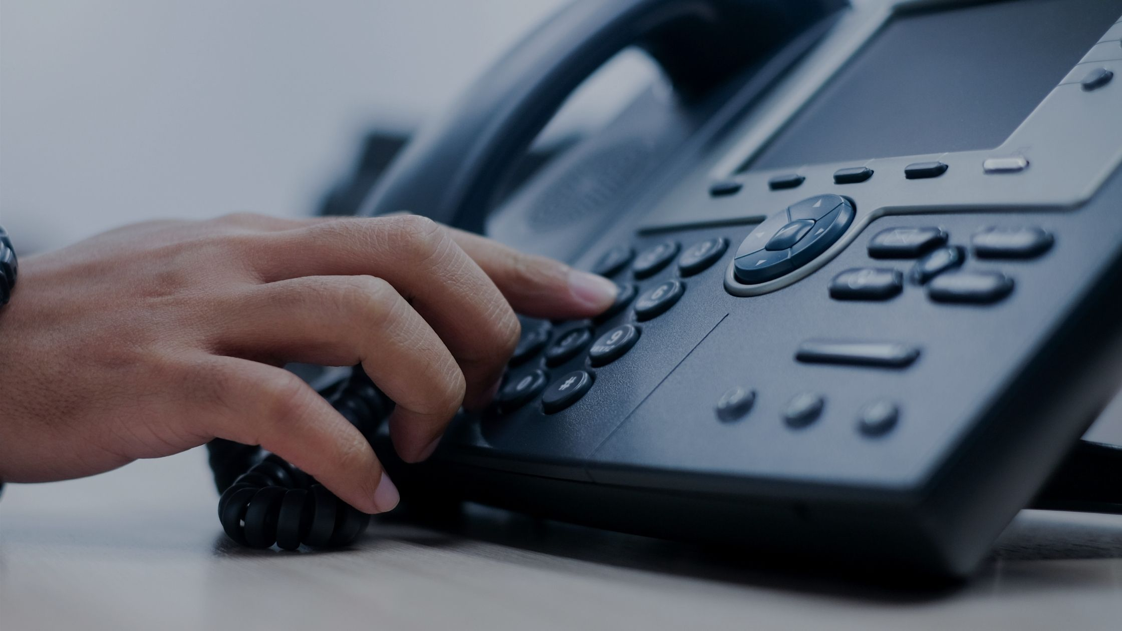 Filtrez vos appels entrants avec un serveur vocal interactif.